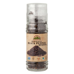 HIMALAYAN CHEF HIMALAYAN BLACK PEPPER 1.76 OZ GRINDER