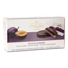 ANTHON BERG PLUM IN MADEIRA 7.76 OZ BOX