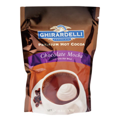 GHIRARDELLI MOCHA HOT CHOCOLATE 10.5 OZ POUCH