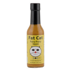 FAT CAT PURRY PURRY SAUCE 5 OZ BOTTLE *FL DC ONLY*