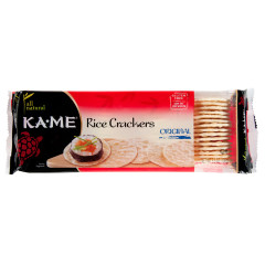 KAME ORIGINAL RICE CRACKERS 3.5 OZ