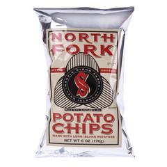 NORTH FORK POTATO CHIPS 6 OZ BAG