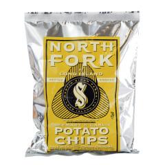 NORTH FORK ROSEMARY AND GARLIC POTATO CHIPS 2 OZ BAG