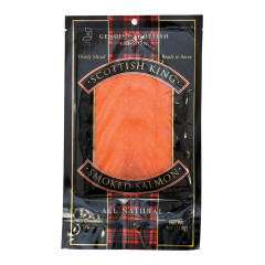 MACKNIGHT SCOTTISH KING SMOKED SALMON 4 OZ