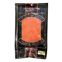 MACKNIGHT SCOTTISH KING SMOKED SALMON 8 OZ