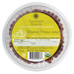 IMPORTED PITTED DATES 28 OZ TUB
