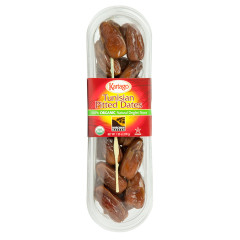 TUNISIAN ORGANIC IMPORTED PITTED DATES 7.05 OZ