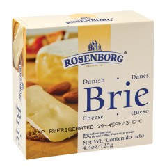 ROSENBORG DANISH BRIE 4.5 OZ TIN