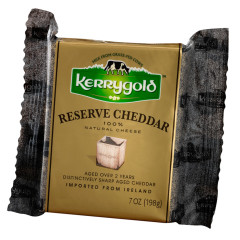 KERRYGOLD RESERVE CHEDDAR CHEESE 7 OZ