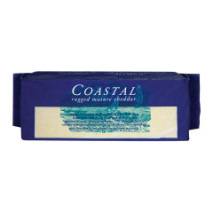 FORD FARM COASTAL CHEDDAR CHEESE 11 LBS