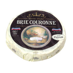 HENRI HUTIN BRIE COURONNE WITH PEPPER 2.3 LBS