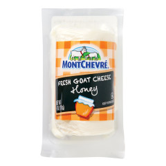 MONTCHEVRE HONEY GOAT CHEESE 4 OZ LOG