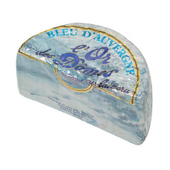 BLEU D'AUVERGNE RAW MILK CHEESE 3 LBS