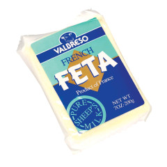 VALBRESO FRENCH FETA CHEESE 7 OZ