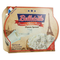 BELLETOILE CREAMY PLAIN CHEESE SPREAD 4.4 OZ