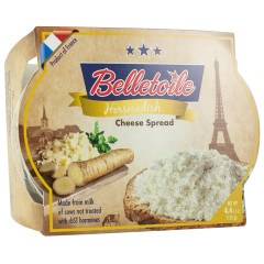 BELLETOILE HORSERADISH CHEESE SPREAD 4.4 OZ