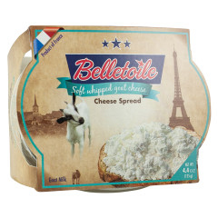 BELLETOILE GOAT CHEESE SPREAD 4.4 OZ