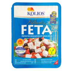 KOLIOS GREEK FETA CHEESE 7 OZ