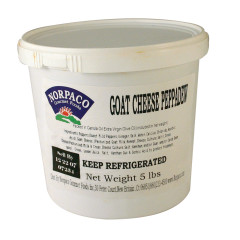 NORPACO GOAT CHEESE PEPPADEW TUB