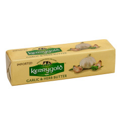 KERRYGOLD GARLIC AND HERB BUTTER 3.5 OZ STICK