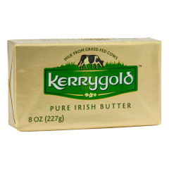 KERRYGOLD SALTED BUTTER 8 OZ BAR