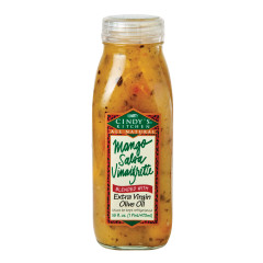 CINDY'S MANGO SALSA VINAIGRETTE 16 OZ BOTTLE