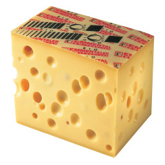SWISS CHEESE EMMENTHAL FULL CUTS