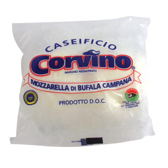 MOZZARELLA DI BUFALA CAMPANA 6.66 OZ BAG