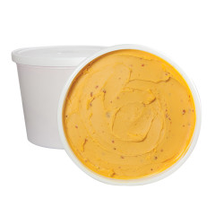 HORSERADISH AND BACON CHEDDAR CHEESE SPREAD TUB