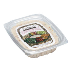 CORINNE'S ROASTED PEPPER AND GARLIC DIP 8 OZ TUB