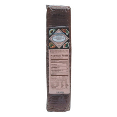RUBSCHLAGER PUMPERNICKEL COCKTAIL BREAD 16 OZ