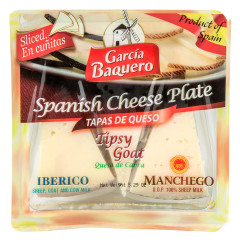 GARCIA BAQUERO SPANISH CHEESE PLATE 5.2 OZ