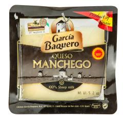 GARCIA BAQUERO QUESO MANCHEGO 5.2 OZ