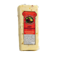 MONTEREY JACK HOT PEPPER PRECUT CHEESE