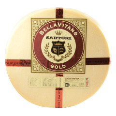 SARTORI GOLD BELLAVITANO CHEESE WHEEL