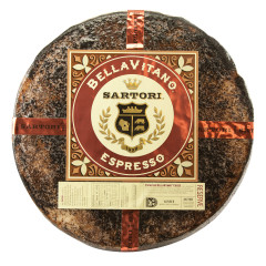 SARTORI ESPRESSO BELLAVITANO CHEESE WHEEL