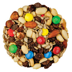 NASSAU CANDY RAINBOW DELIGHT NUT MIX