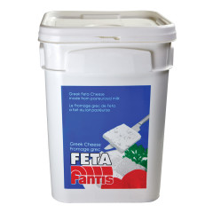 DOMESTIC FETA CHEESE 5 GALLON TUB