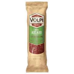VOLPI ASIAGO CHEESE SALAMI 6 OZ