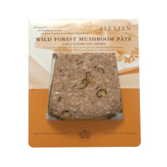 ALEXIAN WILD FOREST MUSHROOM PATE 5 OZ