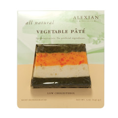 ALEXIAN MIXED VEGETABLE PATE 5 OZ