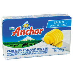 FONTERRA SALTED BUTTER 8 OZ
