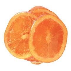 GLACE ORANGE SLICES