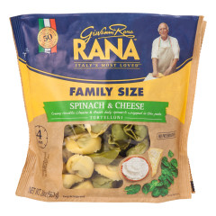 RANA SPINACH AND CHEESE TORTELLONI 20 OZ POUCH