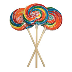 WHIRLY POPS RAINBOW COLORS 4 INCH 3 OZ