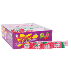 ZOTZ ASSORTED STRINGS CHERRY, APPLE, WATERMELON