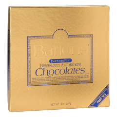 BARTONS KOSHER FOR PASSOVER BARTONETTES BITTERSWEET CHOCOLATE ASSORTMENT 8 OZ