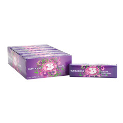 BUBBLICIOUS GONZO GRAPE GUM