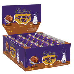 CADBURY CARAMEL EGG 1.2 OZ