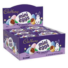 CADBURY MINI EGGS 1.5 OZ